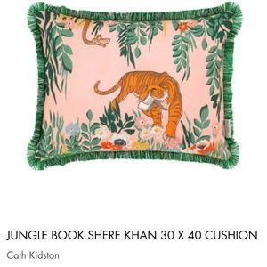 Cath Kidston X Disney Jungle Book accent pillow